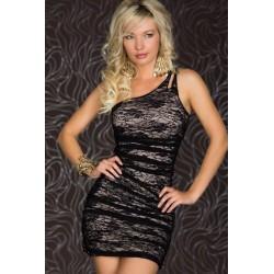Секси вечерна рокля